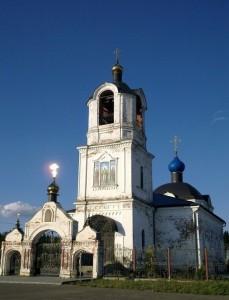 Покровский храм с. Локотня